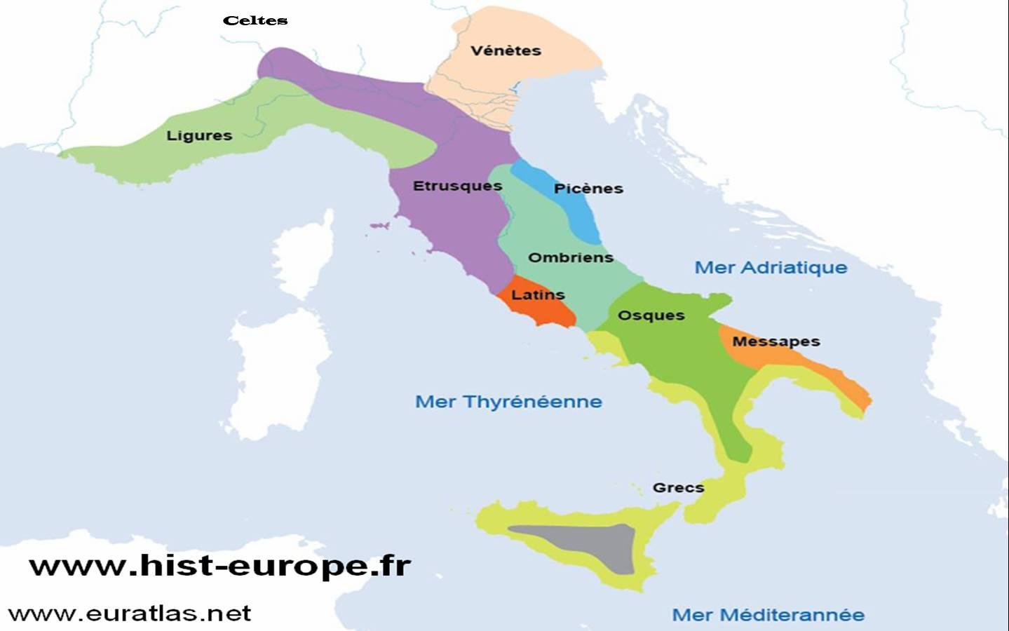 Les Celtes en Italie   UMR 8546 CNRS/ENS   AOrOc   Archéologie